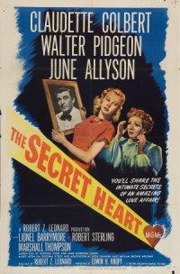 The Secret Heart poster