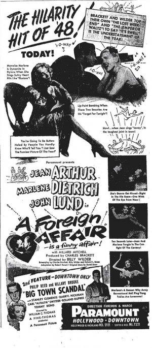 A Foreign Affair 777x1775