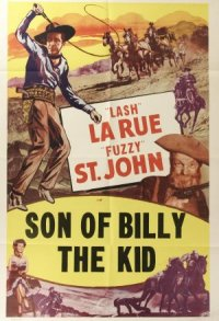 Son of Billy the Kid poster