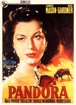 Pandora and the Flying Dutchman Poster
