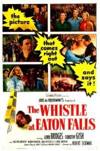 The Whistle at Eaton Falls poster