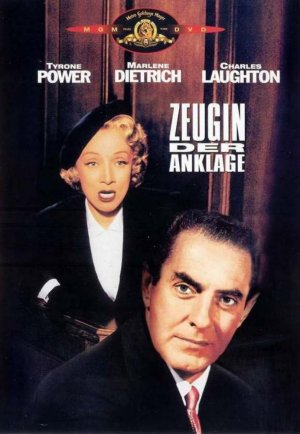 Witness for the Prosecution 692x1000