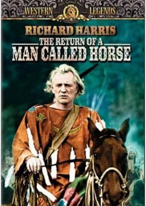 The Return of a Man Called Horse Dvd cover