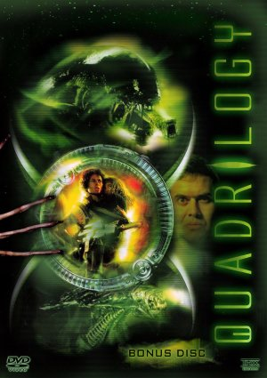 Alien Dvd cover