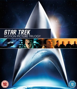 Star Trek: The Motion Picture Blu-ray cover