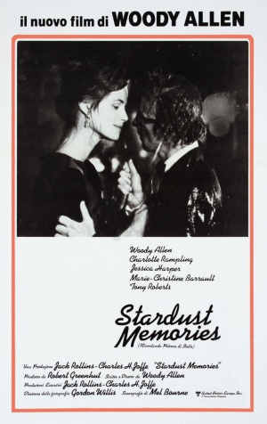 Stardust Memories Theatrical poster