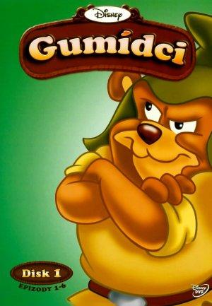 Adventures of the Gummi Bears 612x883