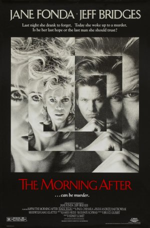 The Morning After Poster