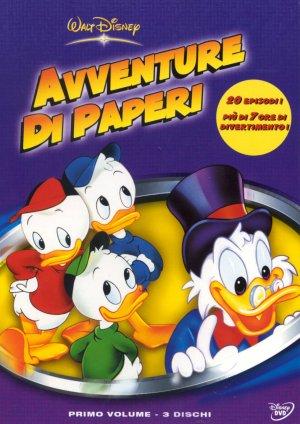 DuckTales - Neues aus Entenhausen 1014x1433