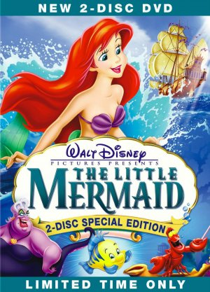 The Little Mermaid 1005x1396