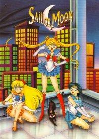 Sailor Moon - Das Mädchen mit den Zauberkräften poster