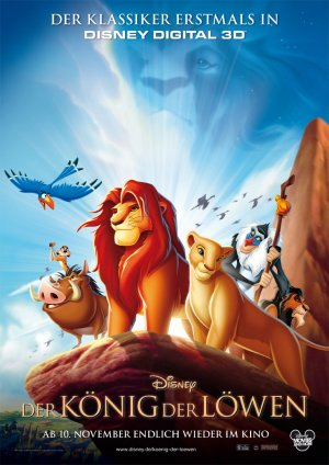 The Lion King 842x1191
