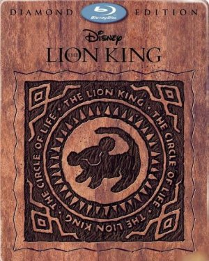 The Lion King 534x668