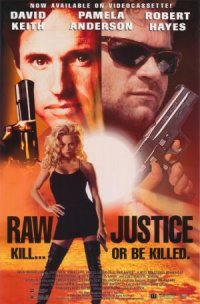 Raw Justice poster