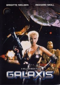 Galaxis poster