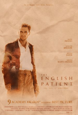 The English Patient 3375x5000