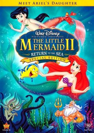 The Little Mermaid II: Return to the Sea 1535x2175
