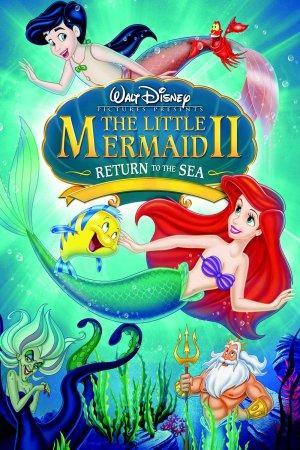 The Little Mermaid II: Return to the Sea 1000x1500