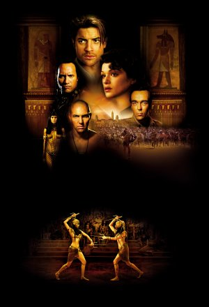 The Mummy Returns Key art