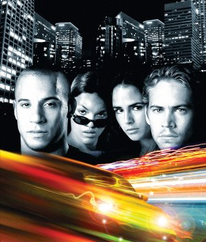 The Fast and the Furious 1559x1831