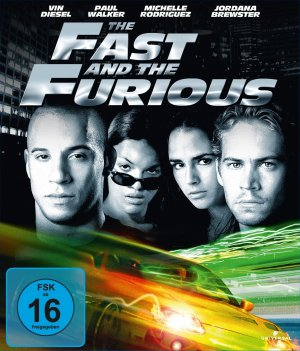 The Fast and the Furious 1710x2000