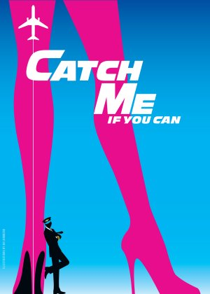 Catch Me If You Can 1500x2100