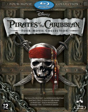 Pirates of the Caribbean: The Curse of the Black Pearl 550x695