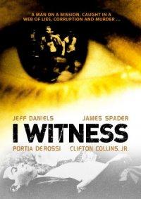 I Witness poster