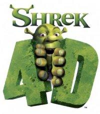 Shrek 4-D poster