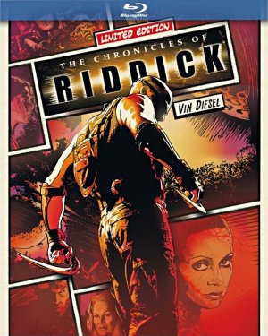 The Chronicles of Riddick 800x1000