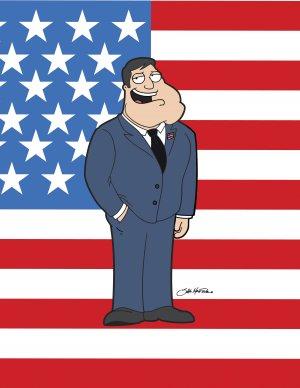 American Dad! 2550x3300