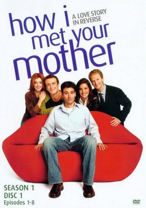 How I Met Your Mother 703x1000
