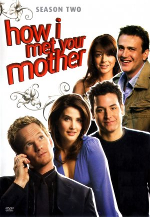 How I Met Your Mother 1507x2169