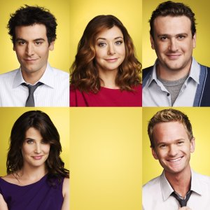 How I Met Your Mother 5000x5000