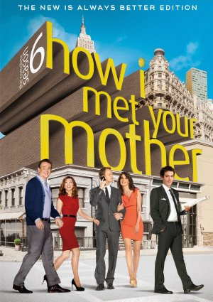 How I Met Your Mother 1600x2264
