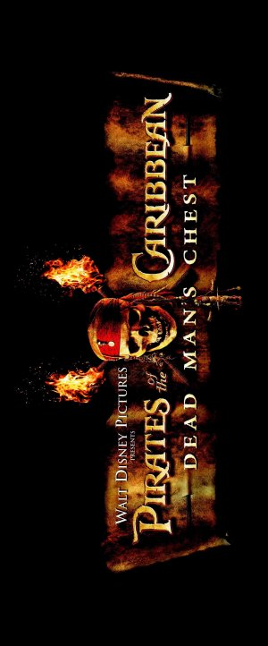 Pirates of the Caribbean: Dead Man's Chest 1739x4185
