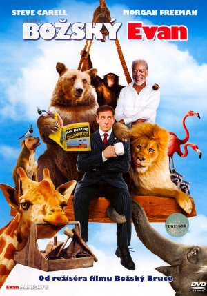 Evan Almighty 998x1428