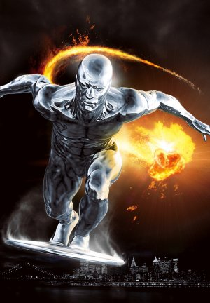 4: Rise of the Silver Surfer 1389x2000