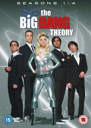 The Big Bang Theory 1071x1500