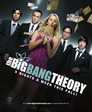 The Big Bang Theory 800x982