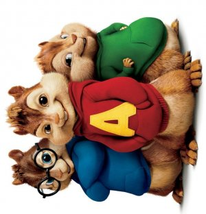 Alvin and the Chipmunks 789x820