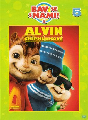 Alvin and the Chipmunks 1075x1465