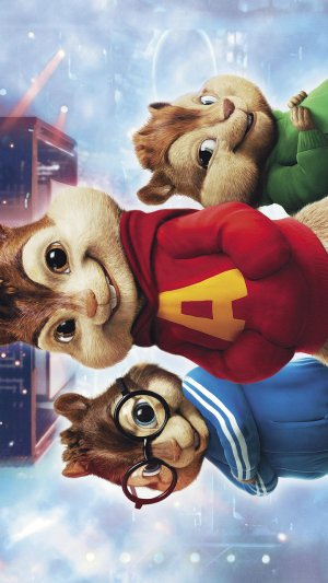 Alvin and the Chipmunks 720x1280