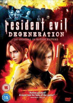 Resident Evil - Degeneration 1537x2156