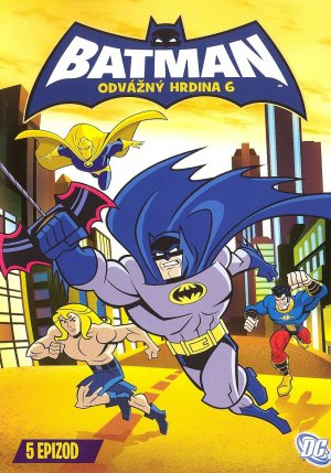 Batman: The Brave and the Bold 1002x1434