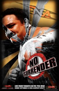 TNA Wrestling: No Surrender poster