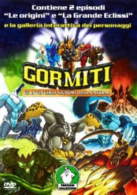 Gormiti: The Lords of Nature Return! poster