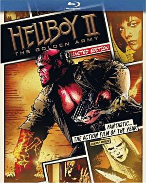 Hellboy II: The Golden Army 800x1000