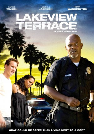 Lakeview Terrace Dvd cover