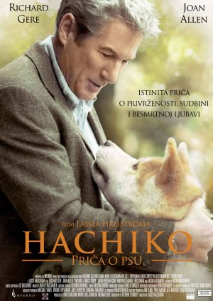 Hachi: A Dog's Tale 1836x2597